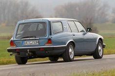 Jaguar XJ12 Shooting Brake Estate Avon