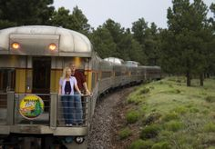 Grand Canyon train packages