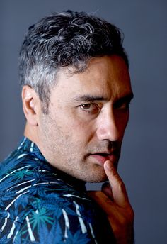 Taika Waititi at Sundance 2016 for 'Hunt for the... - The Pursuit of Brilliance