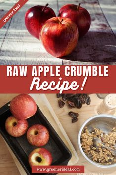 Autumn is an incredible time to support our bodies with delicious and hardy root veggies and crisp, sweet apples – like those found in this fantastic apple crumble! Check out this Delicious Apple Crumble Recipe! Enjoy! #Food #CrumbleRecipe #FoodRecipe #Apple #AppleCrumbleRecipe #AppleCrumble #HealthyRecipe #Tasty #Yummy #FallRecipes #FoodLover #Vegan #EatHealthy #LiveHealthy #VeganRecipe #SimpleRecipe #WarmFoods #FallFoods