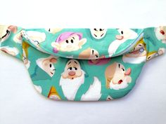 Hey, I found this really awesome Etsy listing at https://www.etsy.com/listing/273534982/snow-white-dwarfs-fanny-pack