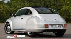 Après l'improbable scénario du come-back de la Renault 4L, Auto Moto revisite le mythe Citroën 2CV à travers la genèse de ce nouveau modèle.