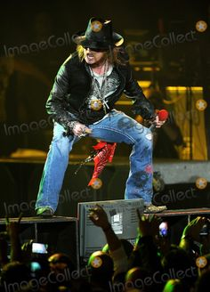 Photos and Pictures - Nov. 26, 2011 - Camden, New Jersey, U.S. - Singer AXL ROSE of the band Guns N' Roses performs live as their 2011 tour makes a stop at the Susquehanna Bank Center. (Credit Image: Jason Moore/ZUMAPRESS.com)
