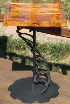 ... - Please call if you are interested in having a custom table made