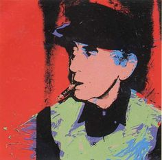 Man Ray - Andy Warhol - WikiPaintings.org