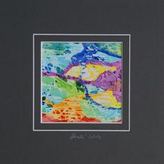 A'83, 20x20 cm, 2014 by Dorota Henk