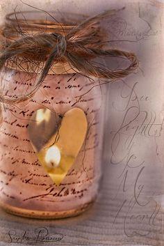 Lanterna romantica fai da te! Ecco 20 idee per la San Valentino…