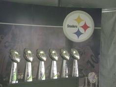 Got Six?  Steelers do.
