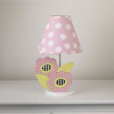 Cotton Tale Designs Poppy Decorator Lamp - PYDL