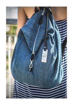 Σακίδιο My Denim Love Women's Fashion, Jewels, Denim, Hot, Bags, Accessories, Handbags, Fashion Women, Bijoux