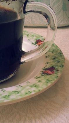 Vintage. Coffee. Rain.