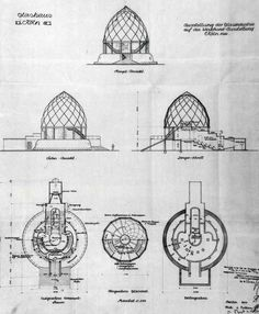 glass pavilion bruno taut - Google'da Ara