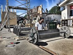 AART designs pop-up train carriages to rejuvenate an old railway in Aarhus. Back On Track, Aarhus, New Life, Danish, Denmark, Pop Up, Architecture, Trains, Design
