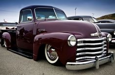love this Chevy Truck