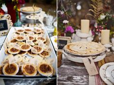 Autumn Dessert Party With Girl Friends {guest feature} - Celebrations at Home