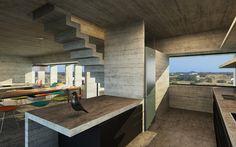 Golf House | Luciano Kruk Golf, Stairs, House, Home Decor, Ladders, Homemade Home Decor, Home, Stairway, Haus
