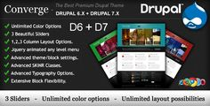 Shopping Converge - The Best Premium Drupal Theme.in each seller & make purchase online for cheap. Choose the best price and best promotion as you thing Secure Checkout you can trust Buy best