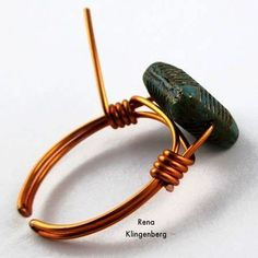 Outstanding -> Wire Jewellery Making Ideas :)