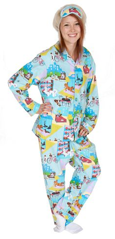Pajamas For Dog Lovers On Pinterest 35 Pins