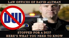 st-george-utah-dui-criminal-defense-attorney-lawyer-what-to-do-or-not-do-when-stopped-for-dui by Law Offices of David Laurence Altman via Slideshare