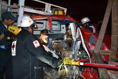 Cruz Roja Mexicana, Delegación Tuxtepec, Oaxaca. Rescate real utilizando First Responder Jack de Hi-Lift. EMS México     Equipando a los Profesionales