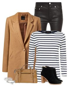 """What I wore today"" by ginga1203 ❤ liked on Polyvore featuring Acne Studios, Jaeger, Ted Baker, Gianni Chiarini, Blue Nile and The Limited"