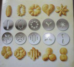 Strojčekové vianočné sušienky