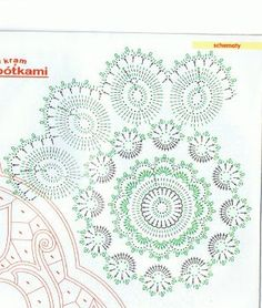 Użyj STRZAŁEK na KLAWIATURZE do przełączania zdjeć Free Crochet Doily Patterns, Crochet Mandala, Crochet Motif, Crochet Doilies, Crochet Lace, Halloween Crochet, Crochet Tablecloth, Irish Lace, Irish Crochet