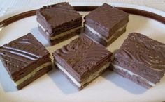 Hungarian Recipes, Hungarian Food, Nutella, Food And Drink, Candy, Cookies, Chocolate, Drinks, Sweet