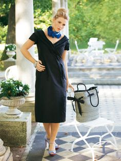 Modeklassiker: Das Shiftkleid - News - Aktuelles - burda style