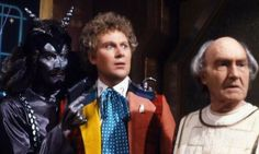 DOCTOR WHO: Colin Baker, THAT costume, and his untimely end. | Warped Factor - Words in the Key of Geek.
