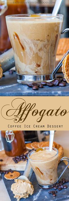 The simplicity of this Italian dessert belies its incredible flavor! Originally made with just espresso poured over vanilla ice cream, my version amps up the flavor even more. For this affogato, you'll need strong coffee or espresso, caramel and vanilla ice cream, my home-made caramel sauce and some liqueurs, if you so desire. This is […]