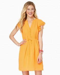 Fancy Flounce Dress