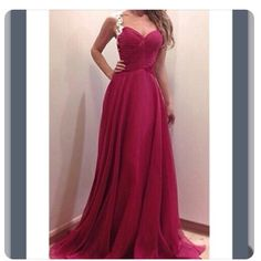 For Sale: Burgundy prom  Dress for $200