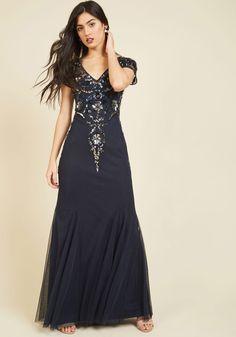 Intriguing Influence Maxi Dress, #ModCloth