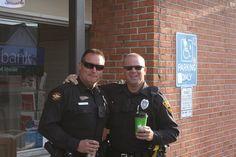 Officer Willard and Officer Trampe