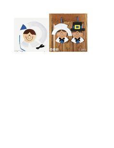 Paper plate pilgrim craft  sc 1 st  Pinterest & Paper Plate Bat made from 2 x Paper Plate Brads (split pins ...