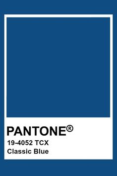 How to wear Classic Blue for your Color Code - Tabitha Dumas How to wear pantone Classic Blue for your Color Code. Blue is universally flattering but each Color Code wears it differently. Pantone Tcx, Bleu Pantone, Pantone Azul, Paleta Pantone, Pantone Swatches, Pantone Colour Palettes, Pantone 2020, Color Swatches, Pantone Color