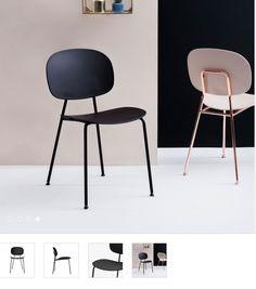 Infiniti   Tondina Pop Chair - Black