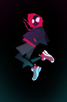 Spiderman: into the Spiderverse. Marvel Art, Marvel Avengers, Marvel Comics, Marvel Memes, Black Spiderman, Spiderman Spider, Character Drawing, Character Design, Miles Morales Spiderman