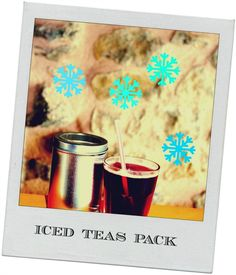 """Les promos del dimecres - """"Iced Teas Pack""""! Ara que ja ha arribat l'estiu, refresca't naturalment amb els nostres Iced Teas,piràmides de te pensades especialment per preparar-se en fred. Tasta 5 varietats (Essaouira, Mojito, Sorbet de meló i maduixa, Tropical i Iced Forest) perfectament conservades a les seves llaunes metàl.liques reutilitzables, per nomès 18,90 €. Via Facebook, www.teteriaonline.cat, o bé, teteriaonline@gmail.com."""