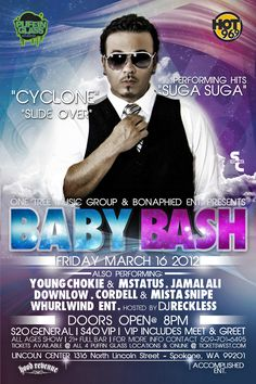 Songs by baby-bash Baby Bash, Internet Radio, One Tree, Eye Candy, Songs, Music, Movie Posters, Film Poster, Popcorn Posters