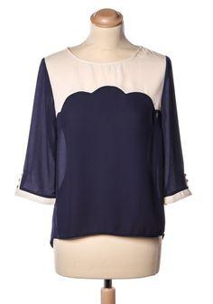 Ocean Wave, blouse