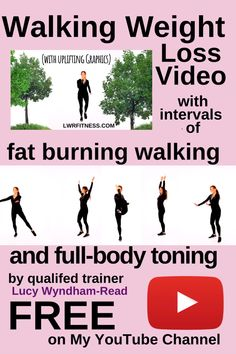 Walking to Lose Weight Plan - Walk at Home Weight Loss Walking Programme that can be done at home - Walking is a great way to improve your health and lose weight which is crucial for our general healt Weight Loss Plans, Easy Weight Loss, Weight Loss Program, How To Lose Weight Fast, Losing Weight, Weight Gain, Home Workout Videos, At Home Workouts, Walking Program