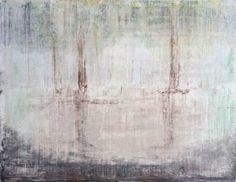 """Saatchi Art Artist Roger König; Painting, """"""""1132 abstract forest landscape No.4"""""""" #art"""