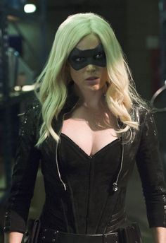 Sara Lance | Canary (Caity Lotz in Arrow, Season 4, 2015)