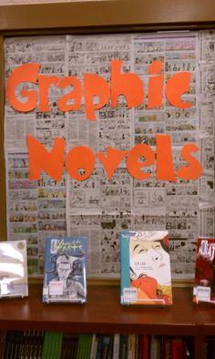 media center bulletin board ideas | bulletin boards