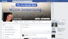 The new look of Facebook Timeline.