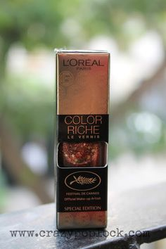 Loreal #821 Copper Cuff
