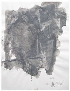 José Bernal - Title	 	Cabeza de Goliat  	Work Date	 	2009  	Medium	 	acrylic on paper  	Size	 	h: 11 x w: 8.5 in / h: 27.94 x w: 21.59 cm